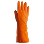 Перчатки хозяйственные двухслойные резиновые