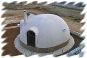 Купольные дома по Японской технологии,  линия по производству Сферическ