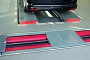Ремонту роликов тормозных стендов станций диагностики автомобилей ГАРО